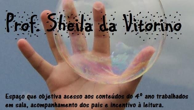 Prof. Sheila da Vitorino