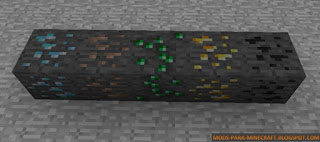 RegenOres Mod para Minecraft 1.7.10