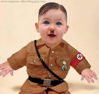 Mali Hitler smjesne slike smesne  zezancija zezancije