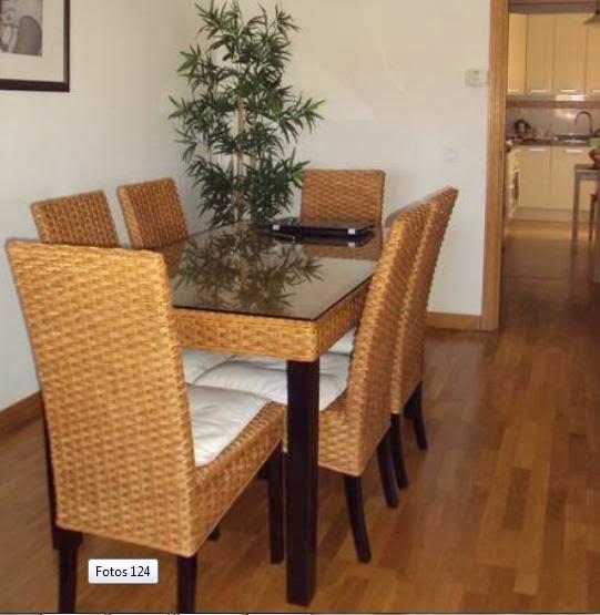 Muebles de rattan y mimbre terrazas peru for Muebles de jardin rattan