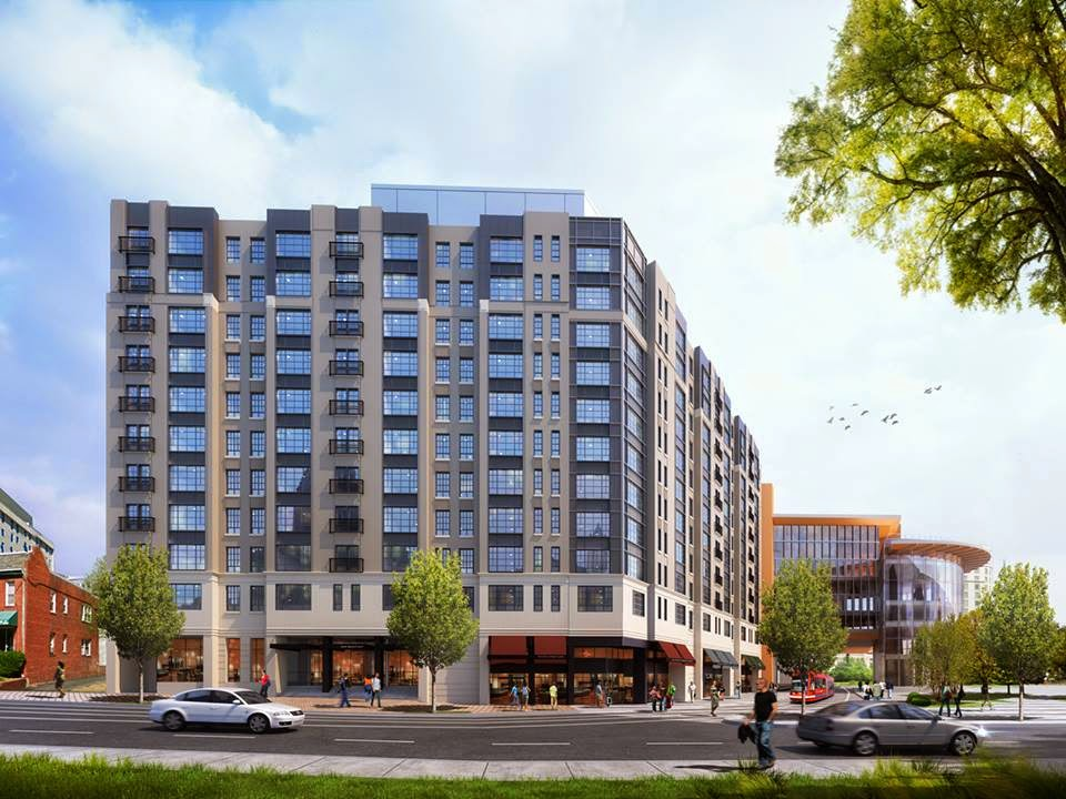 Thats Silver Spring Apartment Demand Meets Building Boom - Apartments in downtown silver spring md