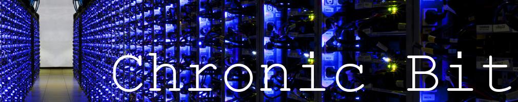 ChronicBit - An Engineers blog