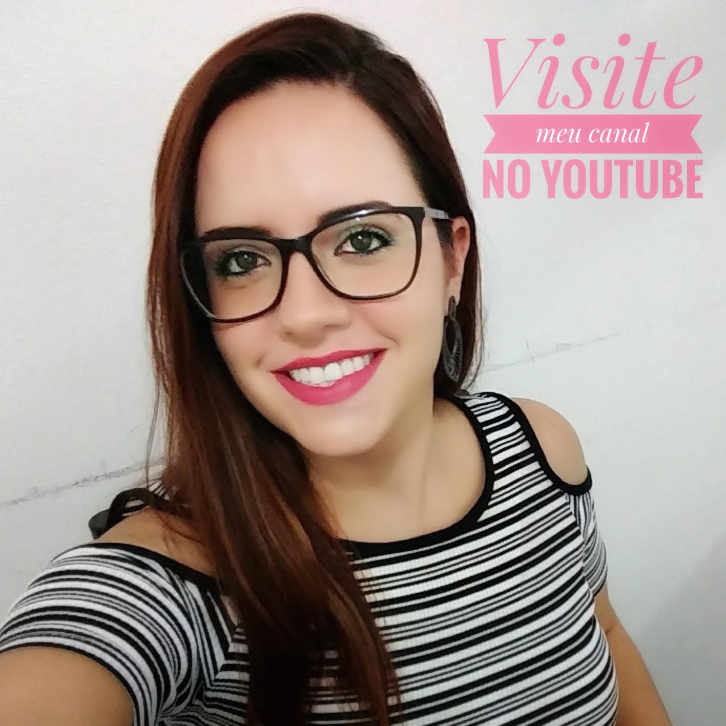 Também tô no Youtube ♥