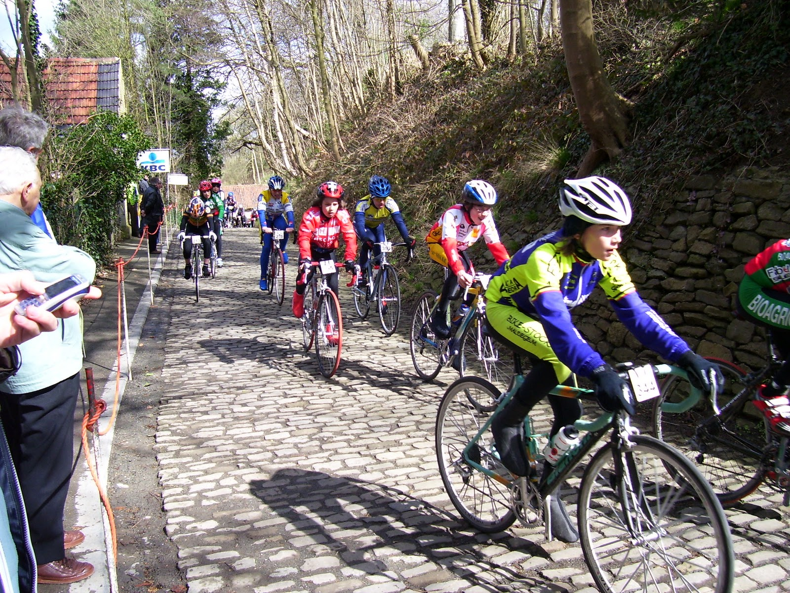 Fast Eddy's Flandria Cafe: February 2011
