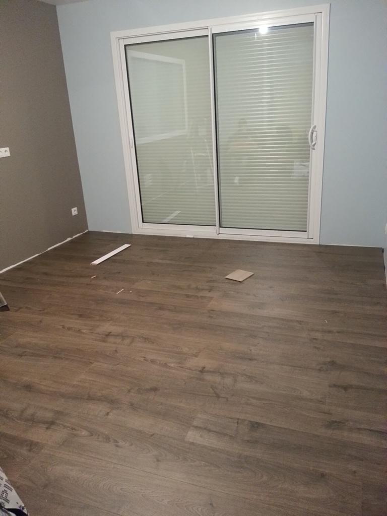 maison la campagne parquet bureau. Black Bedroom Furniture Sets. Home Design Ideas