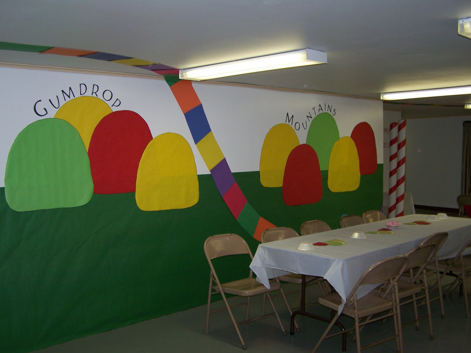 Childs Family Blog Candy Land
