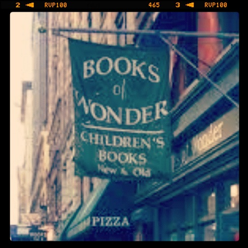 books of wonder nyc