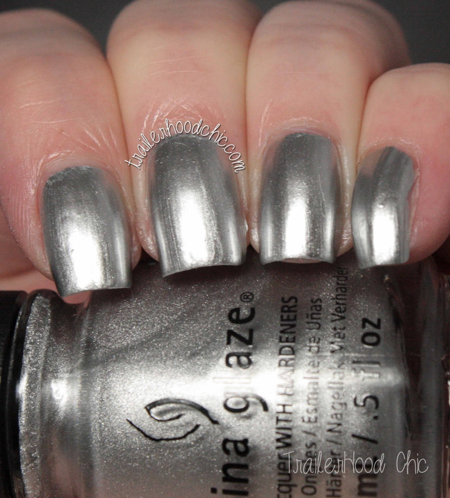 china glaze twinkle swatches i'd melt for you