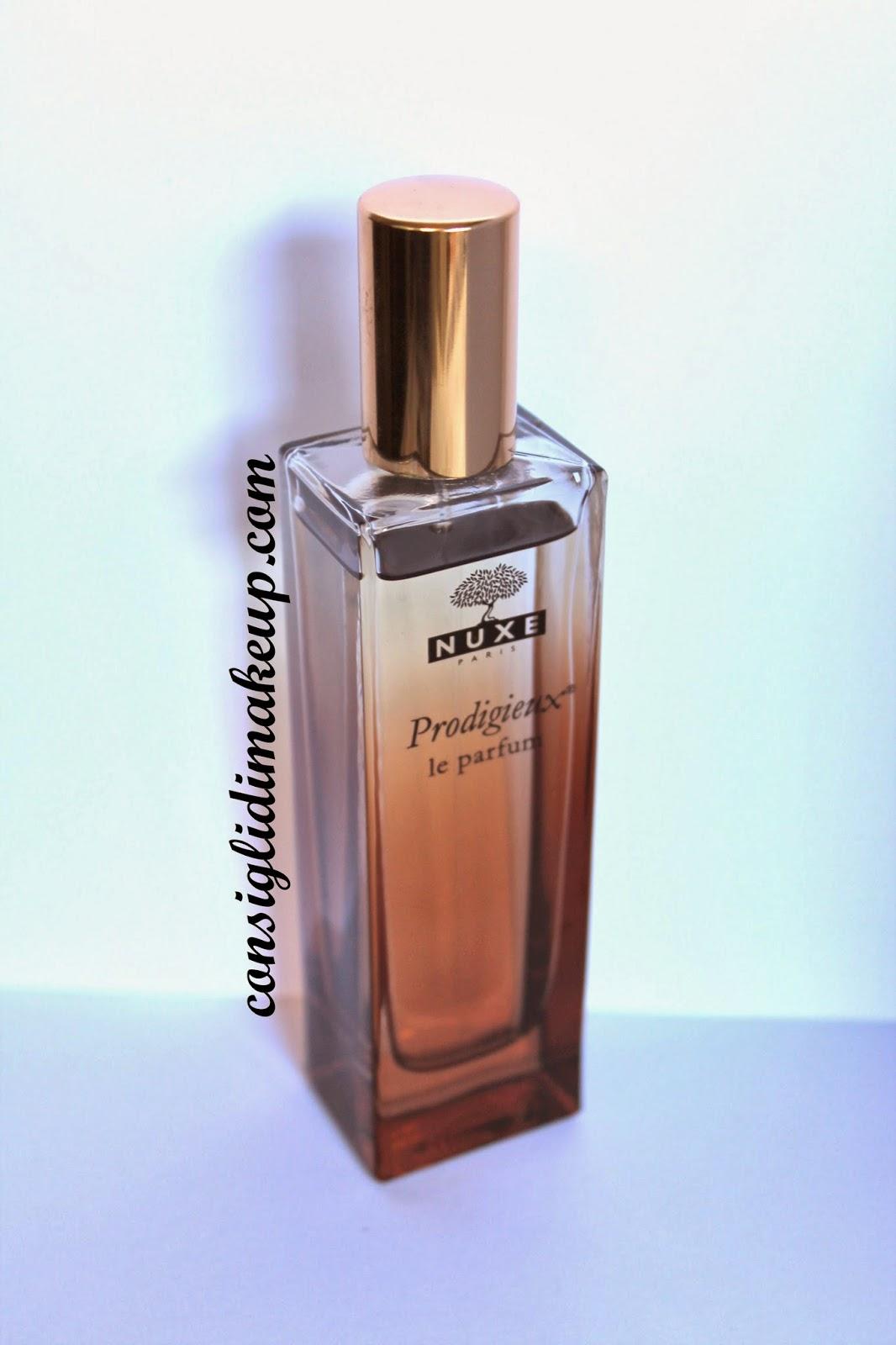 Review: Prodigieux le Parfum - Nuxe