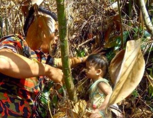 MISTERI Budak 2 Tahun Seharian Hilang Dalam Hutan Berdekatan Rumah