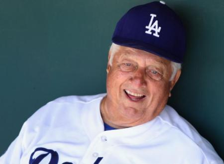 Tommy Lasorda Angry