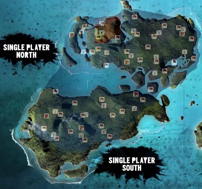 скачать карту для Far Cry 3 - фото 6