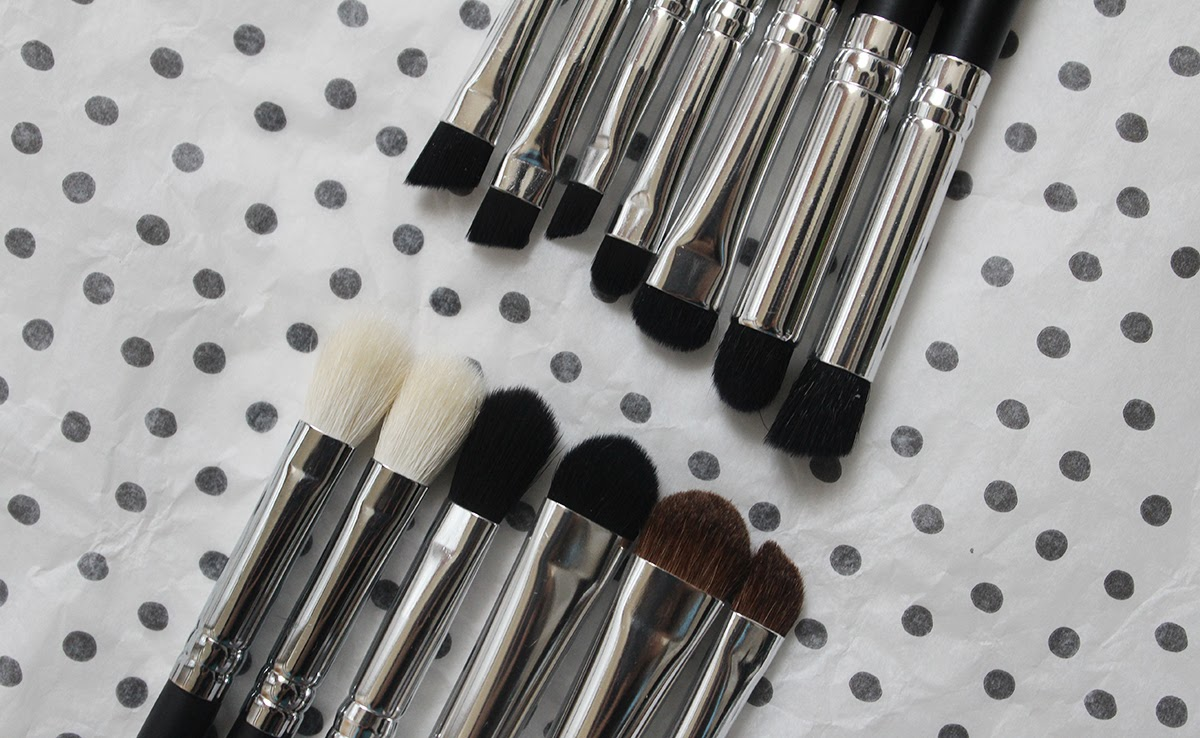 coastal scents brushes. coastal scents eye brushes: haul \u0026 first impressions brushes