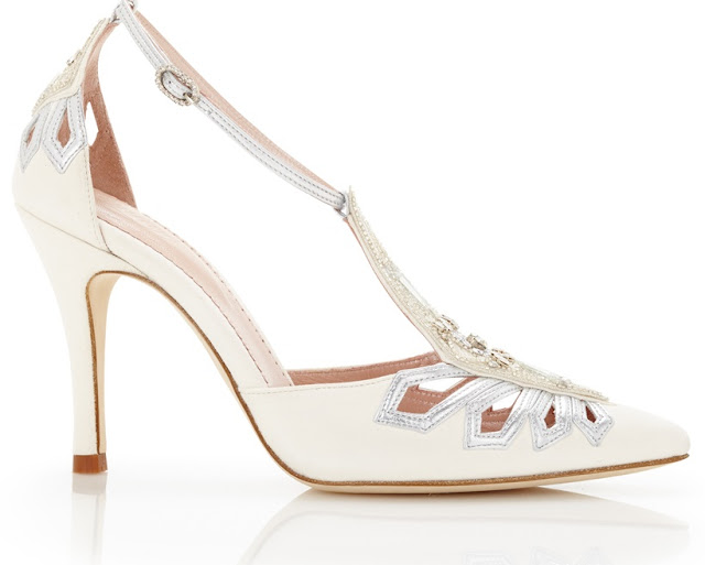 Fall 2016 Bridal Shoe