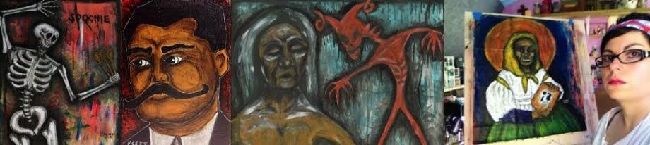 Outsider | Dark Artist Marisol McKee