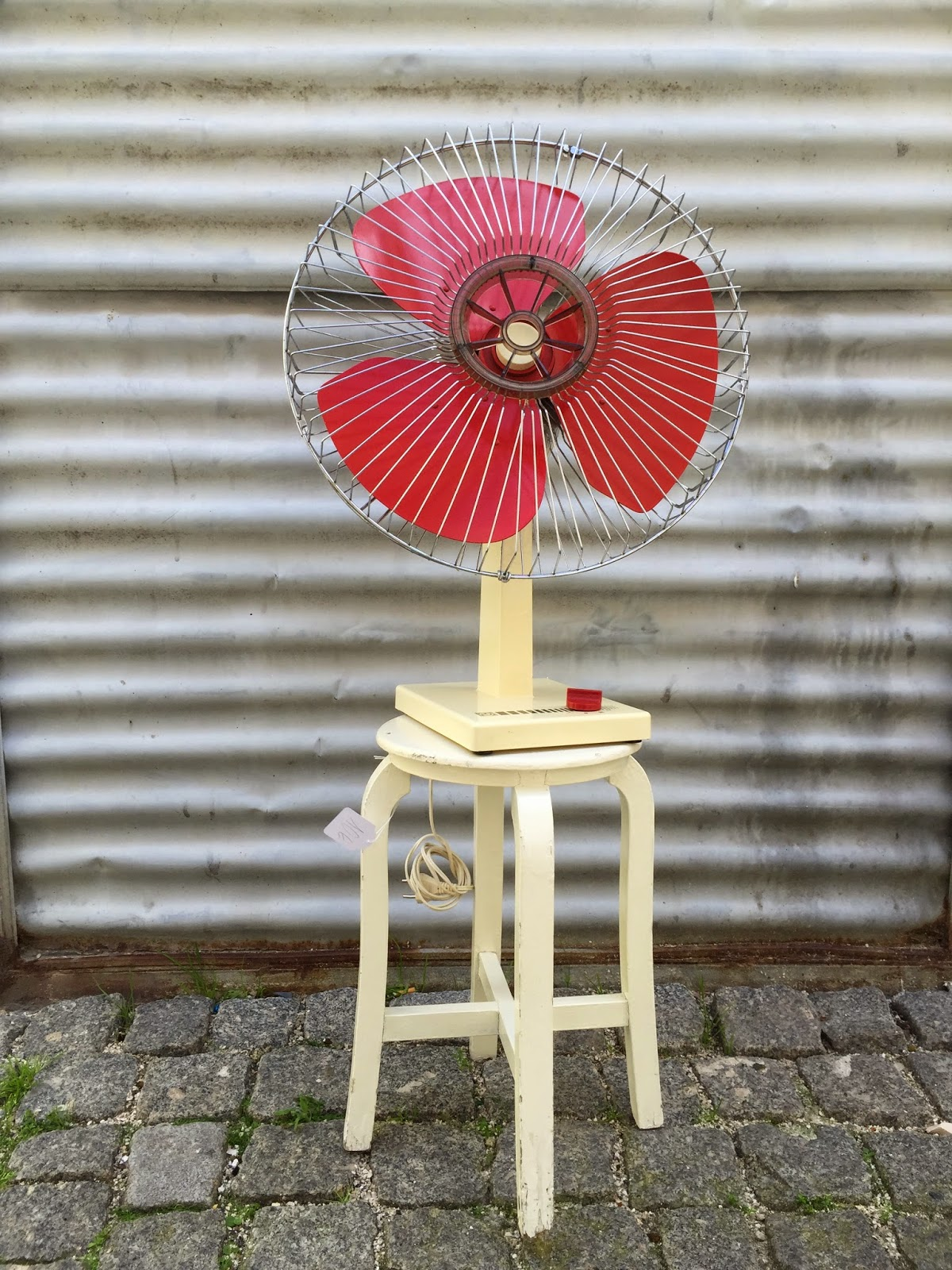vintage, ventoinha, anos 70, decoração vintage