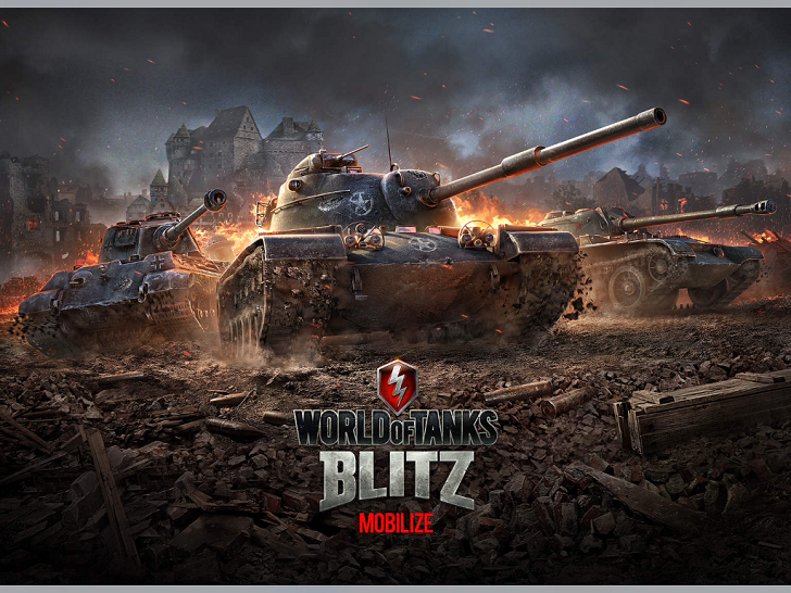 World of Tanks Blitz Free App Game By Wargaming.net