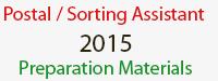 Study Materials 2015