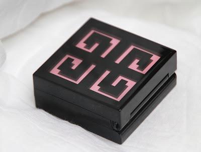 Givenchy lune rosée 41 le prisme blush glow test avis essai blog