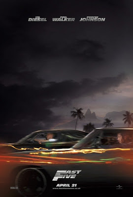 Fast Five official poster