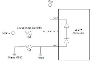 Zero crossing AVR e Arduino