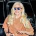 FOTOS: Lady Gaga llegando a un restaurante en New York - 10/12/15