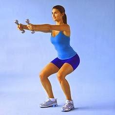 perdre des hanches exercice