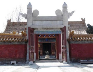 Tempat Wisata di Beijing - The Temple of the Earth (Kuil Bumi) Beijing China