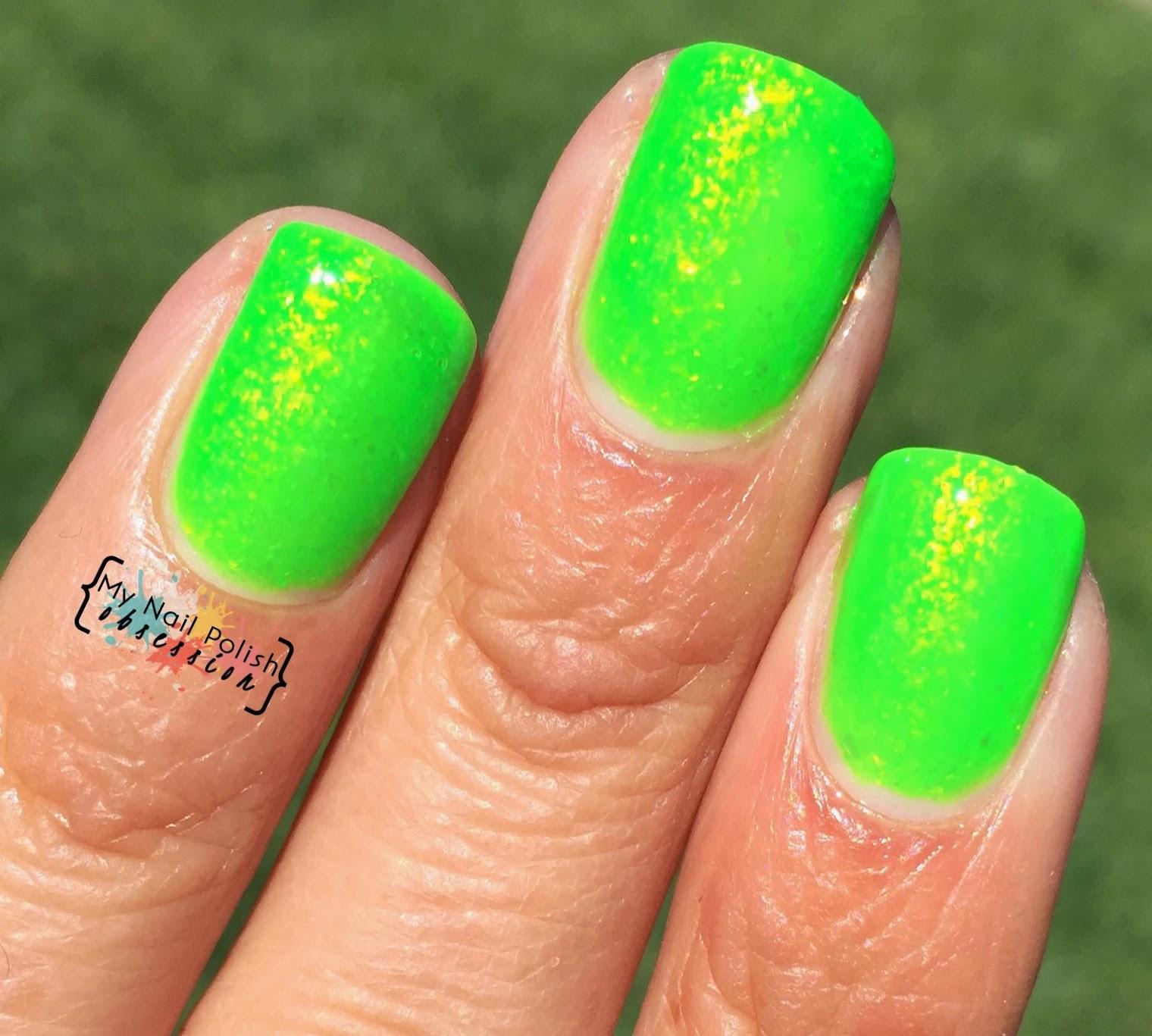 Smitten Polish Terra Opal