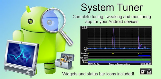 System Tuner Pro v2.5.9 APK