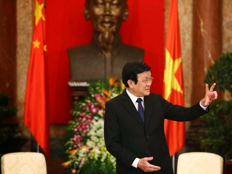 Chủ tịch nước Trương Tấn Sang: 'Điểm sụp đổ của Đảng Cộng sản Việt Nam' (phần 1)