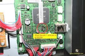 Reset Samsung ML-2010