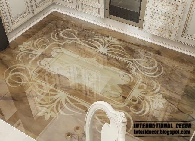 Liquid 3d Floors And Floor Murals For Bedroom