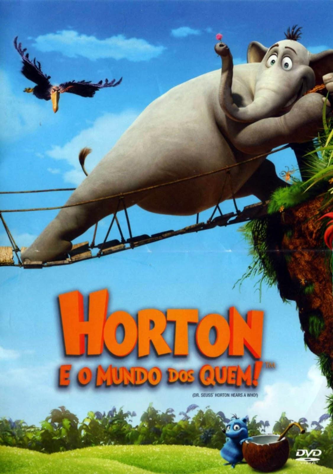 Horton e o Mundo dos Quem! – Dublado (2008)