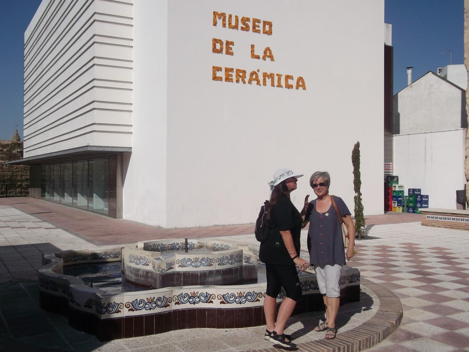 Cer mica y algo m s en bulnes 45 museo de la for El ceramista cordoba