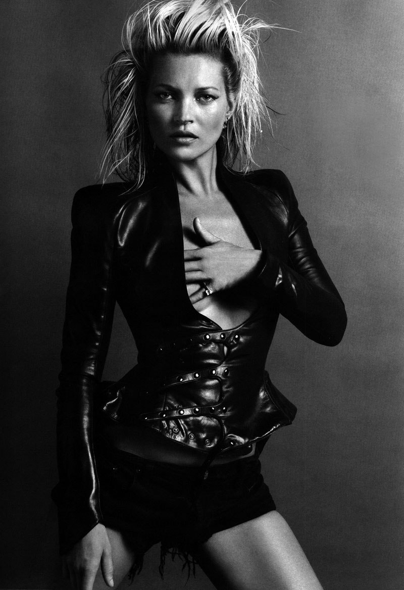 Fashion Friday: Style Icon Kate Moss