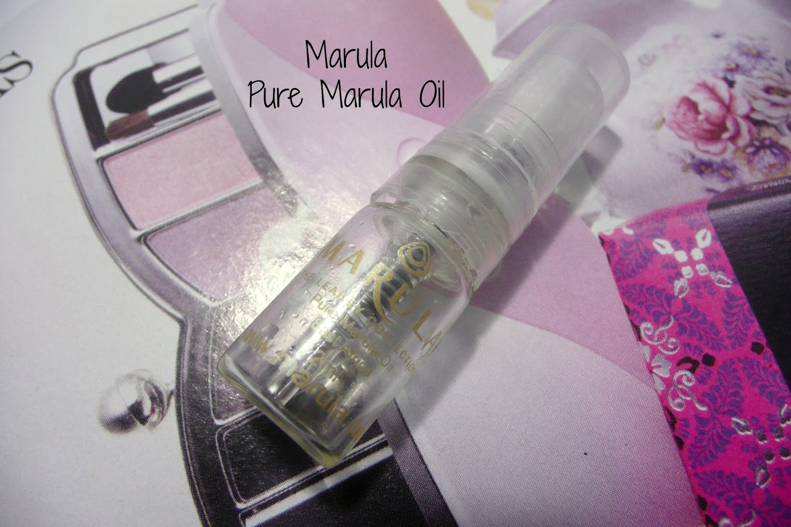 Marula Pure Marula Oil Review