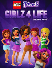 LEGO Friends: Girlz 4 Life (2016) [Latino]