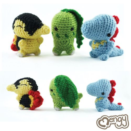 Pokemon Crochet - OmoshiroiTV
