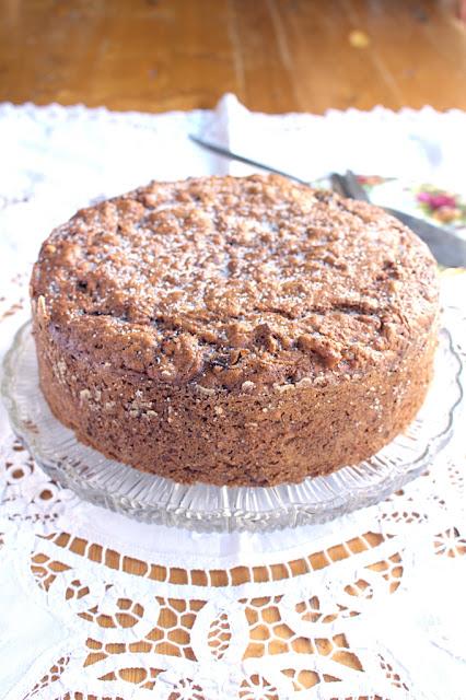 Windfall Apple Cake