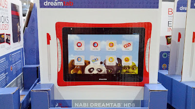 Fuhu Nabi Dreamtab HD8 Tablet low cost and inexpensive