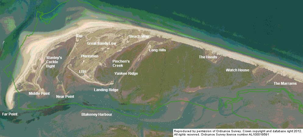 north norfolk coast case study