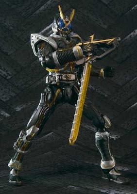 S.I.C. Kiwami Tamashii Kamen Rider Kaixa