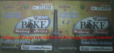 Tiket Fun Bike Malang Series