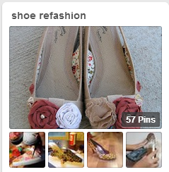Shoe Refashion