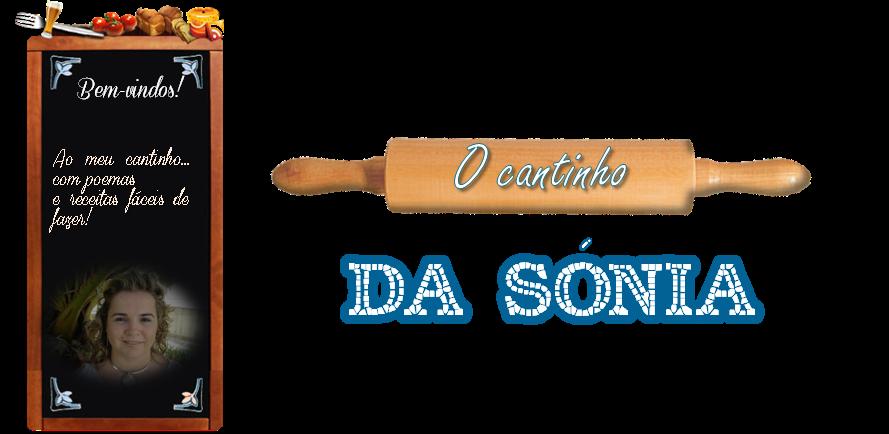 O Cantinho Da Sónia