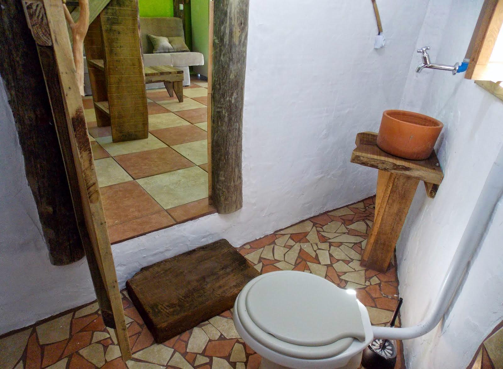 Banheiro cabana 10