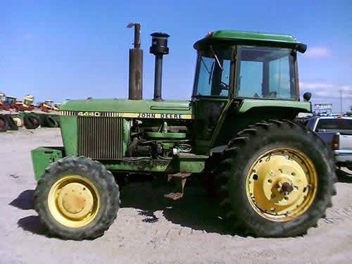 used john deere 4440 tractor parts