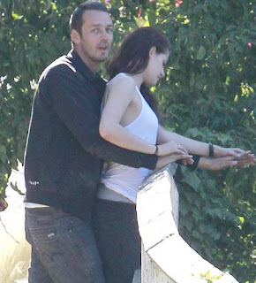 Kristen and Rupert HOT Picture