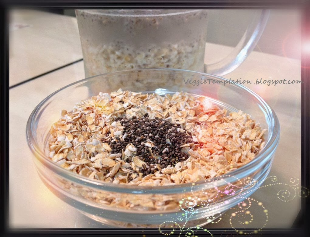 how to use chia seeds in oatmeal